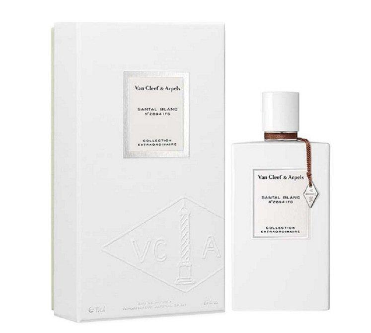 van cleef & arpels collection extraordinaire - santal blanc