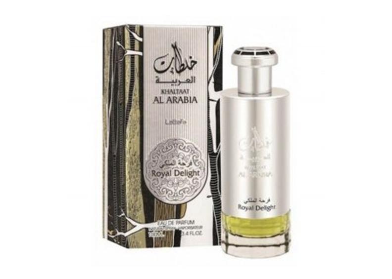 lattafa khaltaat al arabia royal delight