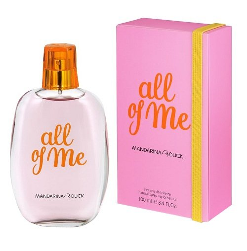 mandarina duck all of me for her