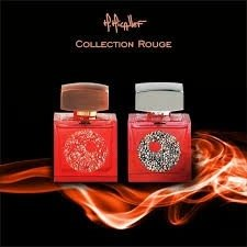 m. micallef art collection - rouge n°2