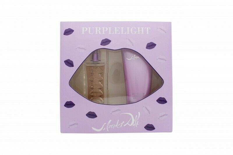 Salvador Dali Purplelight zestaw prezentowy edp 30 ml + balsam do ciała 100 ml