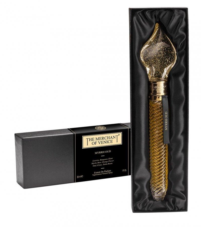The Merchant of Venice  Myrrh Oud woda perfumowana ekstrakt 30 ml