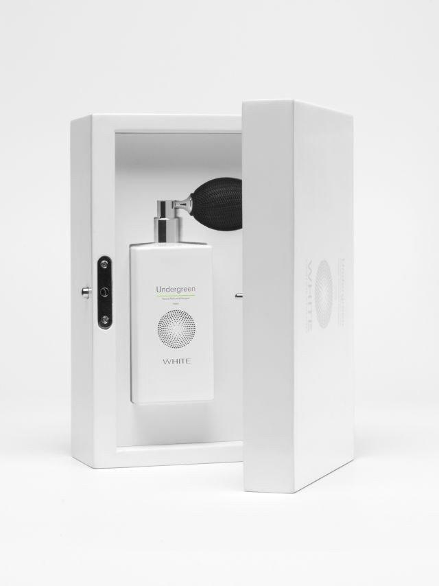 UNDERGREEN White Parfum Limited  Edition Unisex