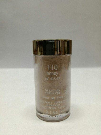 Clarins Skin Illusion Loose Powder Foundation Nr 110 Honey Podkład w pudrze 5g