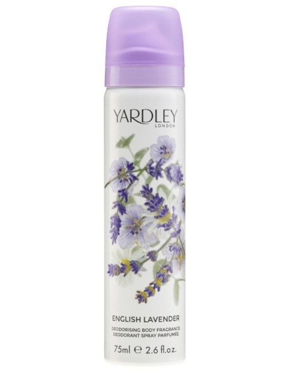 yardley english lavender deo 75ml