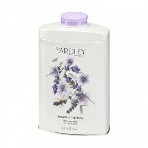 Yardley English Lavender talk do ciała 200 g