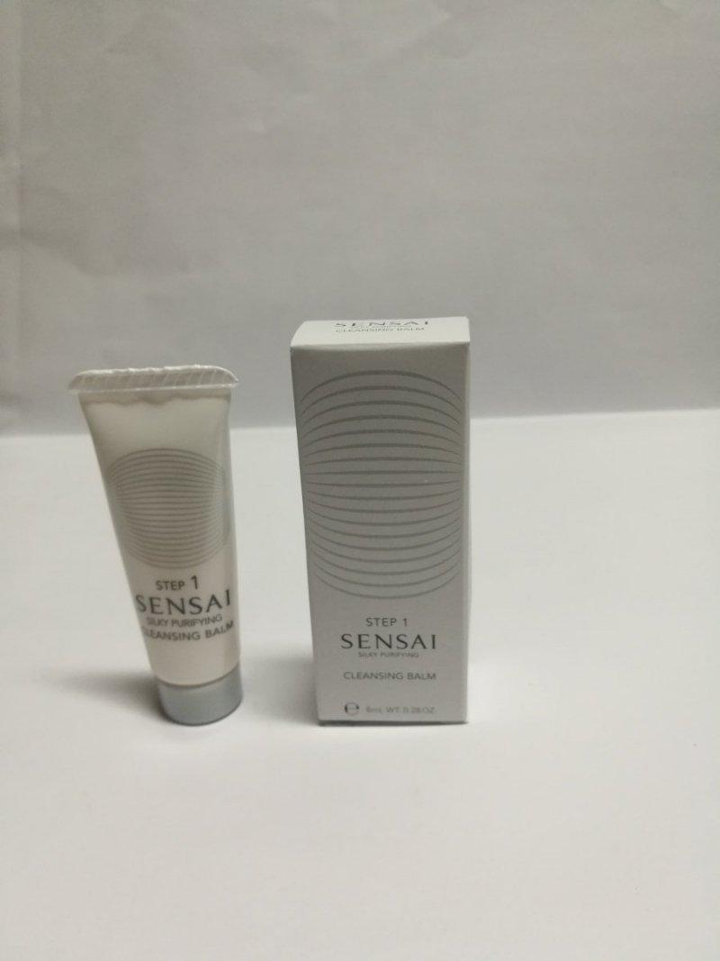 Sensai Silky Purifying Cleansing Balm oczyszczajacy balsam 16 ml