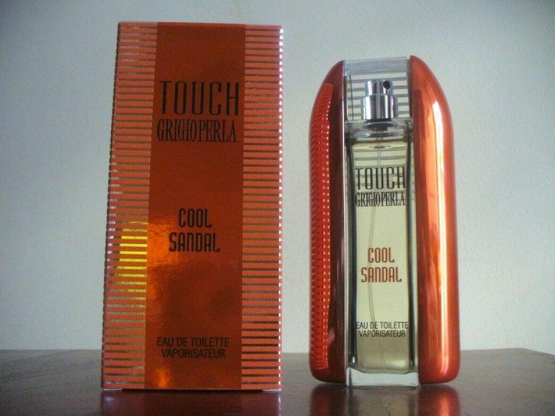 La Perla GrigioPerla Touch Cool Sandal woda toaletowa 75 ml