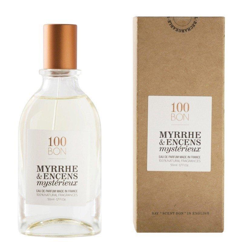 100BON Myrrhe et Encens Mysterieux woda perfumowana koncentrat 50 ml