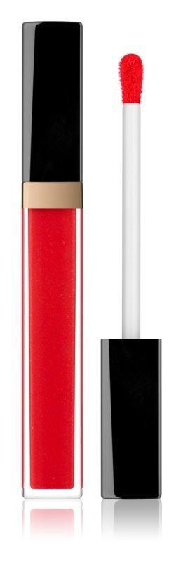 Chanel Rouge Coco Gloss nawilżający błyszczyk do ust 752 Bitter Orange 5,5 g