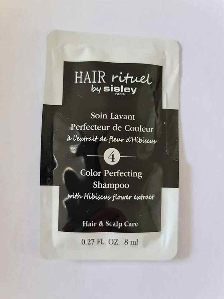 Sisley Hair Rituel Color Perfecting Shampoo szampon podkreślający kolor włosów 80 ml