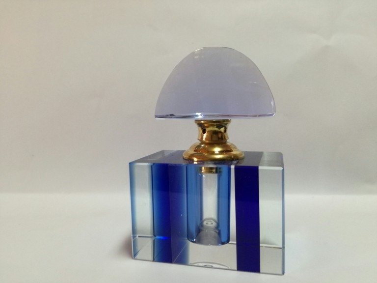 Butelka kryształowa  Refillable Perfume Bottle