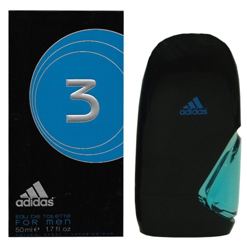 Adidas 3 Men woda toaletowa 50 ml