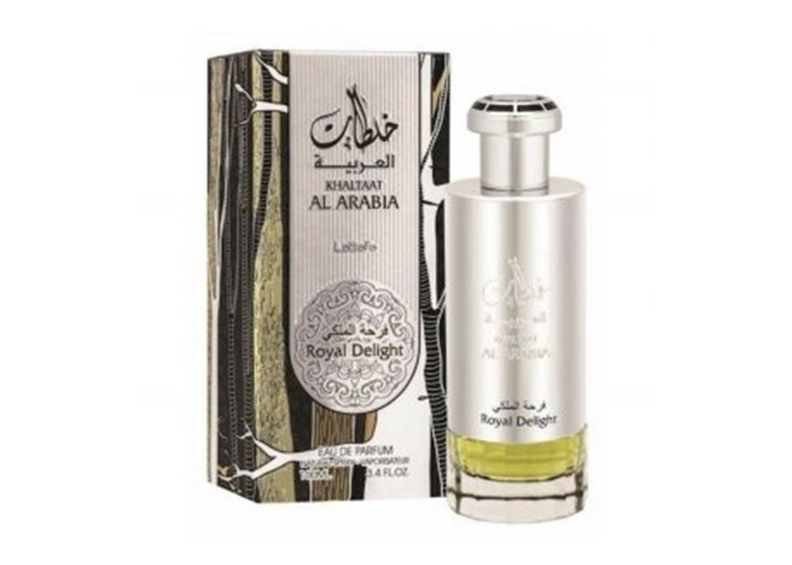 Lattafa Khaltaat Al Arabia Royal Delight Silver woda perfumowana 100 ml