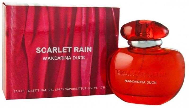 Mandarina Duck Scarlet Rain woda toaletowa 50 ml