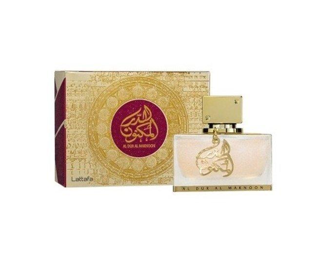 Lattafa  Al Dur Al Maknoon Gold  woda perfumowana 100 ml
