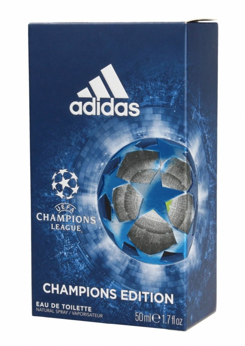 Adidas UEFA Champions League Champions Edition woda toaletowa 50 ml