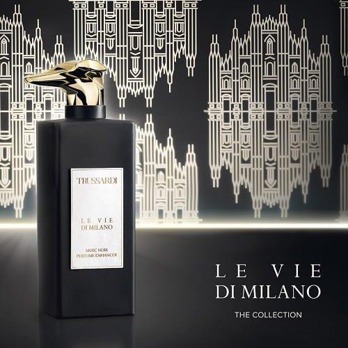 Trussardi Le Vie Di Milano Collection Musc Noir Perfume Enhancer woda perfumowana 100 ml
