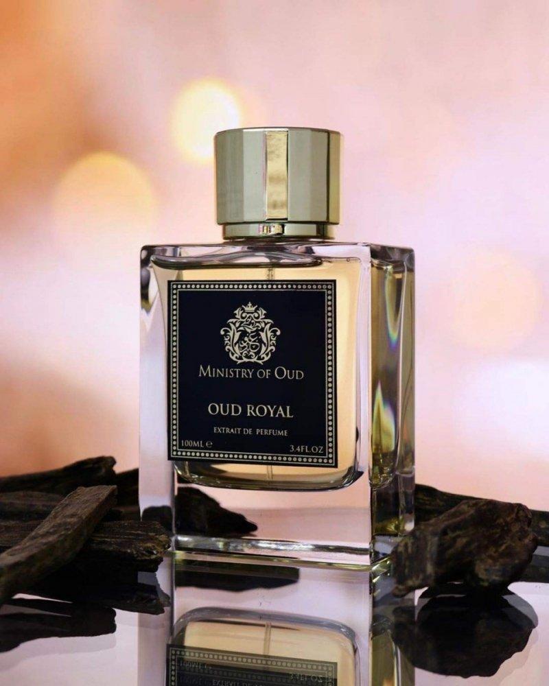 Ministry of Oud Oud Royal extrait de perfume 100 ml