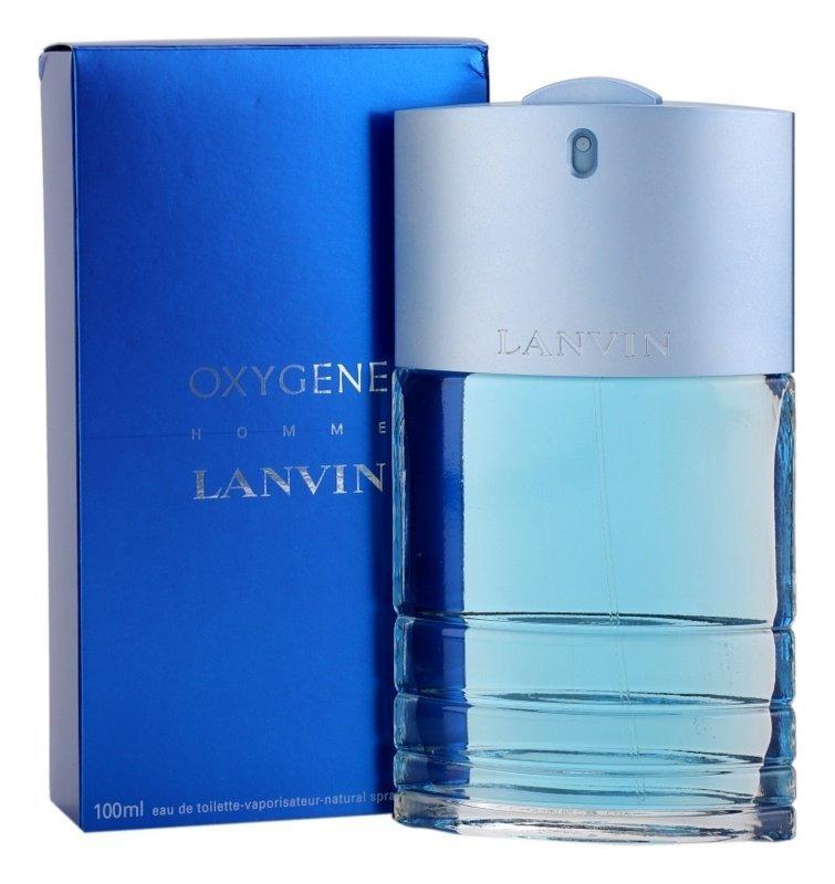 Lanvin Oxygene Homme woda toaletowa 100 ml