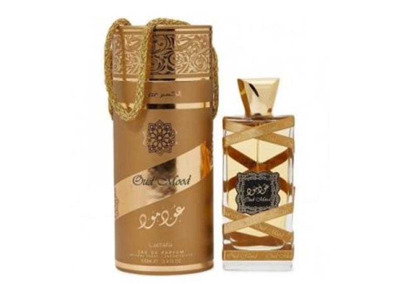 Lattafa Oud mood Elixir woda perfumowana 100 ml