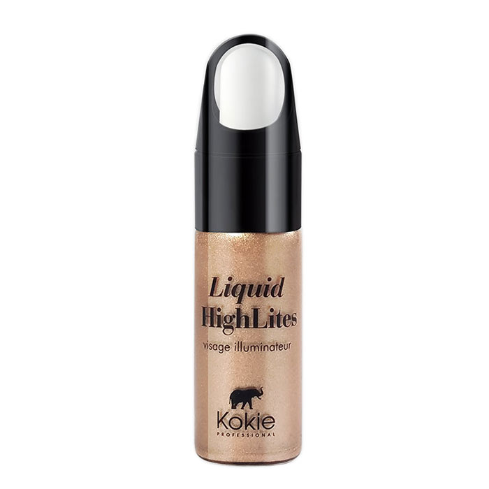 Kokie Cosmetics Liquid HighLites rozświetlacz w płynie 717 Shine On