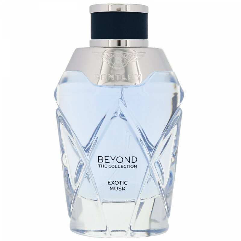 Bentley Beyond The Collection Exotic Musk woda perfumowana dla mężczyzn 100 ml unbox
