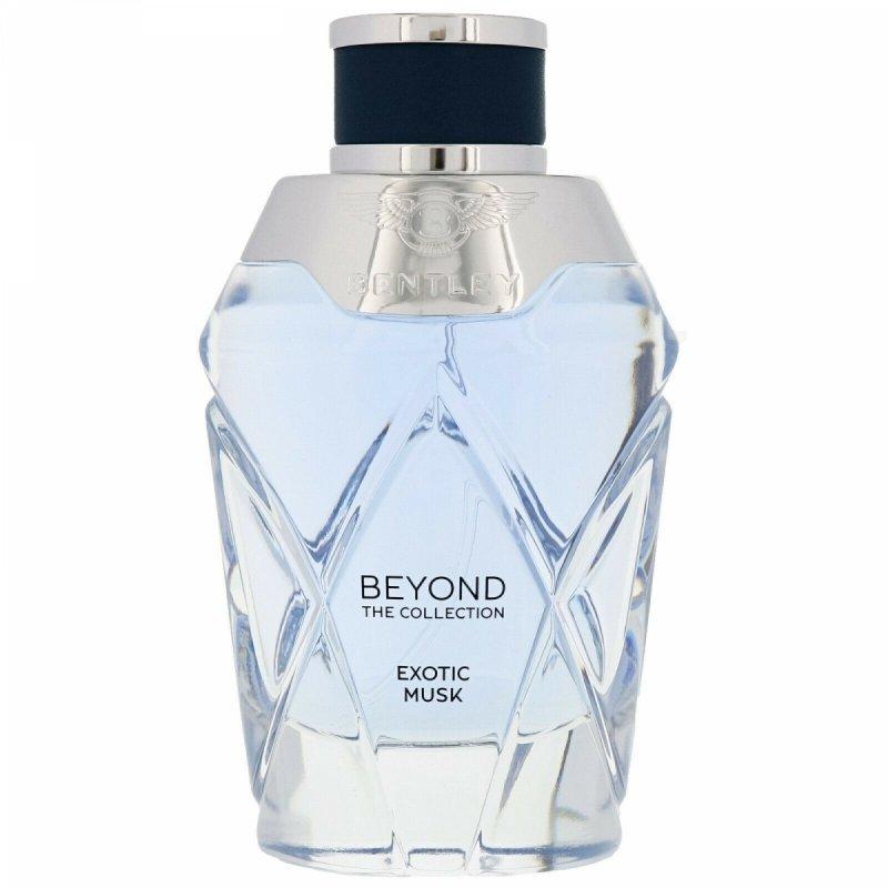 Bentley Beyond The Collection Exotic Musk woda perfumowana dla mężczyzn 100 ml unbox