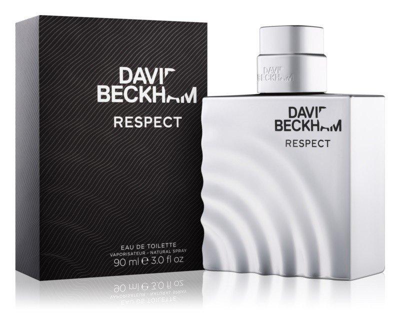 David Beckham Respect Woda toaletowa 90 ml