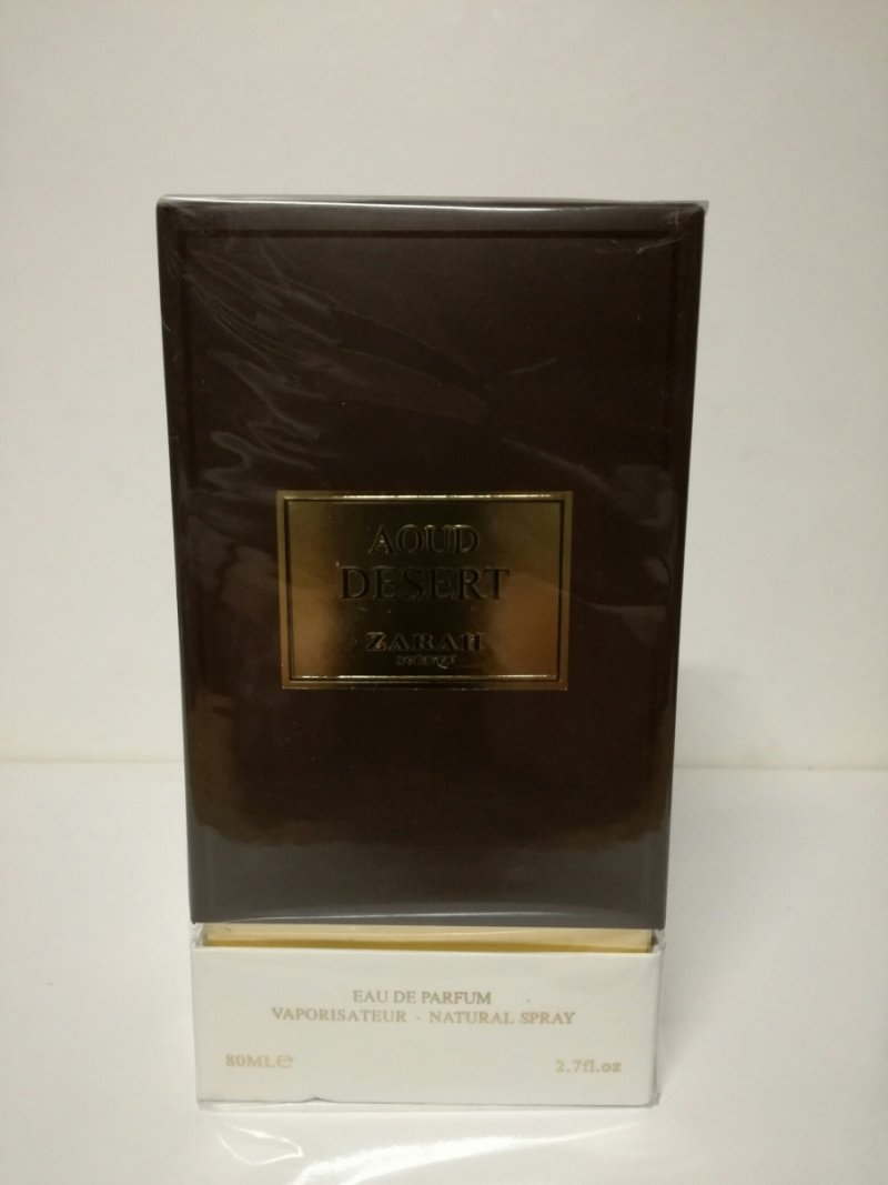 Zarah Scents Desert Aoud woda perfumowana 80 ml