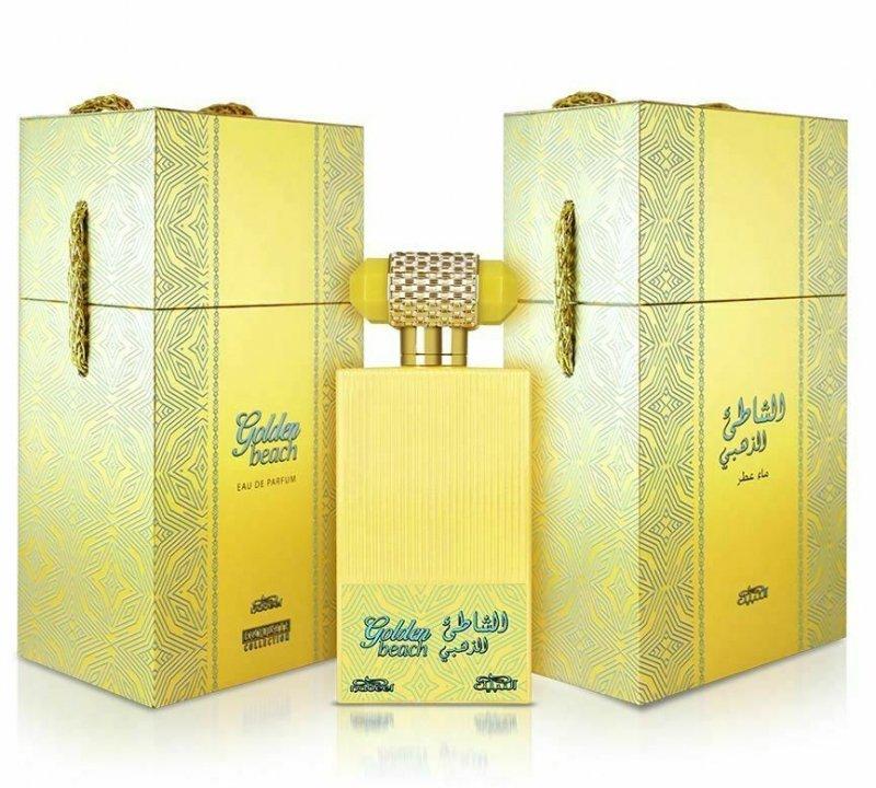 Nabeel Golden Beach woda perfumowana 100 ml