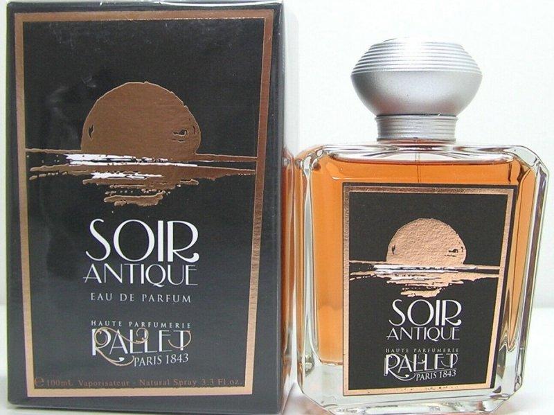 Ralled Paris 1843 Soir Antique woda perfumowana 100 ml