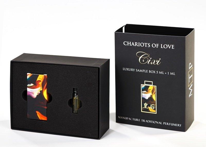 Cixi  Luxury  Sample Box 5ML+1ML