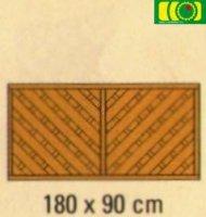 PŁOT DIAGONALNY 180 X 90