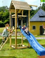 Wieżyczka drewniana dla dzieci ROBIN