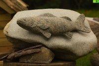 Rzeźba - Pstrąg 3D - 002