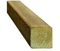 drewniany słupek, kantówka (90x90x1800)