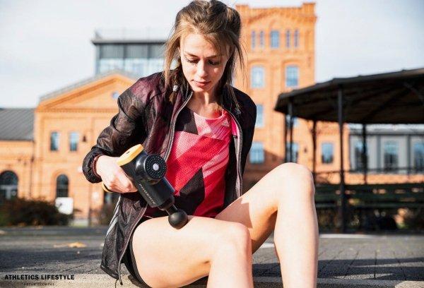 Pistolet Sportowca PHOENIX - masażer wibracyjny