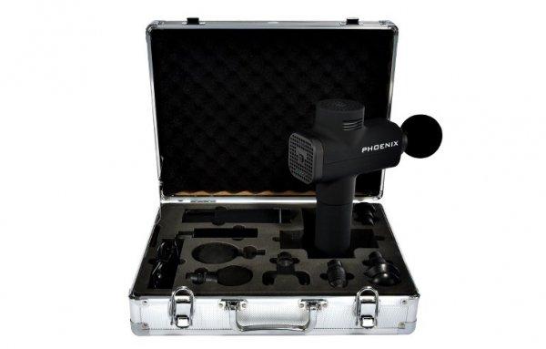 Pistolet Sportowca Phoenix Pro - aluminiowa walizka