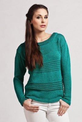 Sweter Tatiana zielony