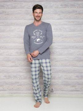Piżama Arek 2130 AW/17 K2 Szara