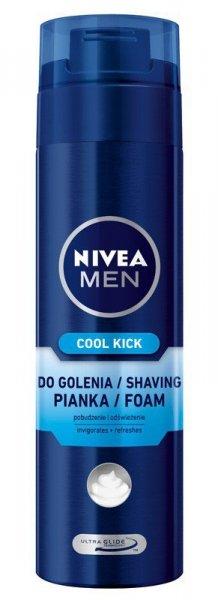 NIVEA MEN Pianka do golenia CHŁODZĄCA