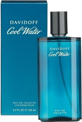 Davidoff Cool Water Men woda toaletowa  125ml