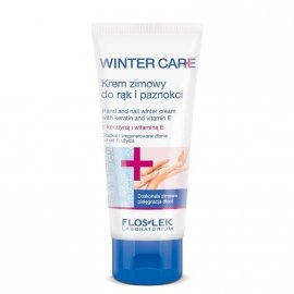 Floslek Winter Care Krem do rąk i paznokci  100ml