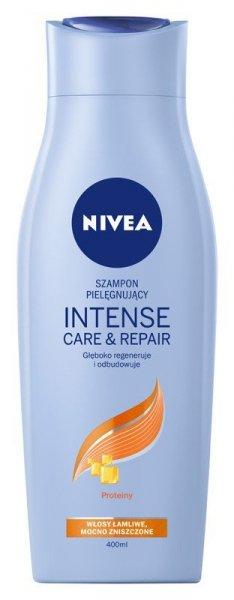 NIVEA Hair Care Szampon INTENSE CARE & REPAIR 400ml