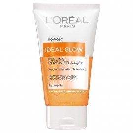 Loreal Ideal Glow Peeling rozświetlający do skóry pozbawionej blasku