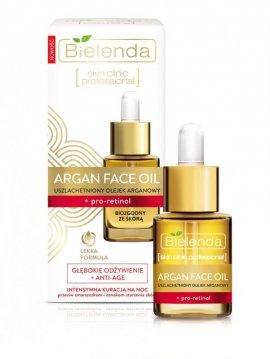 Bielenda Argan Face Oil Olejek z pro-retinolem na noc  15ml