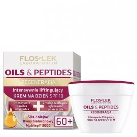 Floslek Oils & Peptides 60+ Krem na dzień liftingujący  50ml