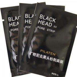 PILATEN Czarna maska na twarz  6g