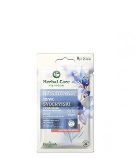 Farmona Herbal Care Maseczka-krio przeciwzmarszczkowa do twarzy Irys Syberyjski  2 x 5ml